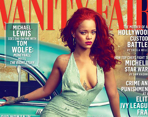 Rihanna1 Rihanna: Pensavo di poter cambiare Chris Brown