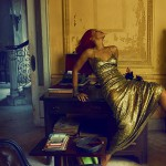 VF Rihanna 2 150x150 Rihanna: Pensavo di poter cambiare Chris Brown