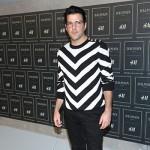 ZacharyQuinto 150x150 Parata di stelle allo show Balmain per H&M
