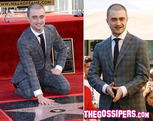 Daniel Radcliffe 2 Daniel Radcliffe ha la sua stella sulla Walk Of Fame