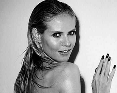 Heidi Klum1 Il lato B di Heidi Klum infiamma Instagram
