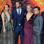 JenaJenniferJoshLiam 150x150 Il cast di Hunger Games a Berlino per la premiere
