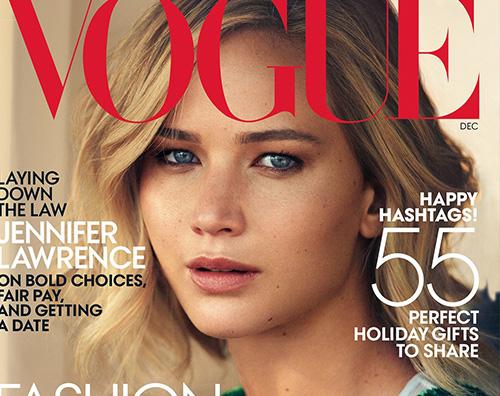 Jennifer Lawrence4 Jennifer Lawrence protagonista su Vogue di dicembre