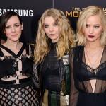 JenniferJena Natalie 150x150 Hunger Games  Il Canto della Rivolta Pt 2 premiere a New York