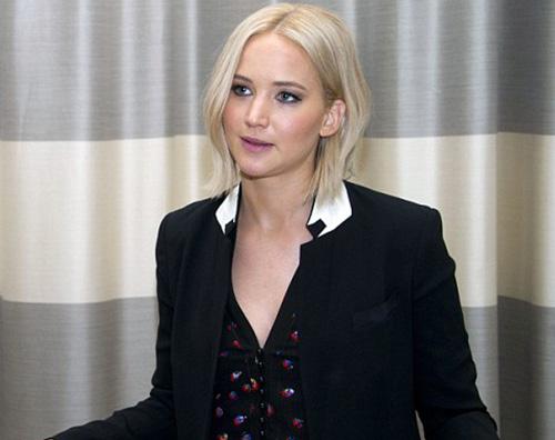 JenniferLawrence2 Jennifer Lawrence parla di Darren su Variety
