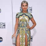 JulianneHough 150x150 AMAs 2015 i look sul red carpet