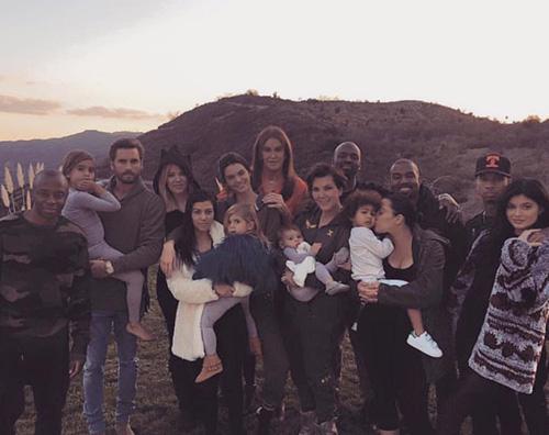 Kardashian Kardashian  Jenner: tutti sotto lo stesso tetto per il Ringraziamento