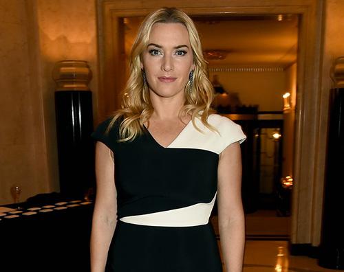 Kate Winslet Kate Winslet è l Icona Inglese per Harpers Bazaar