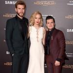 Liam Jennifer Josh 150x150 Jennifer, Liam e Josh presentano Hunger Games a Los Angeles ricordando Parigi