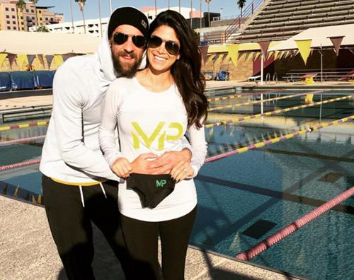 Michael Phelps Michael Phelps si è sposato in segreto!