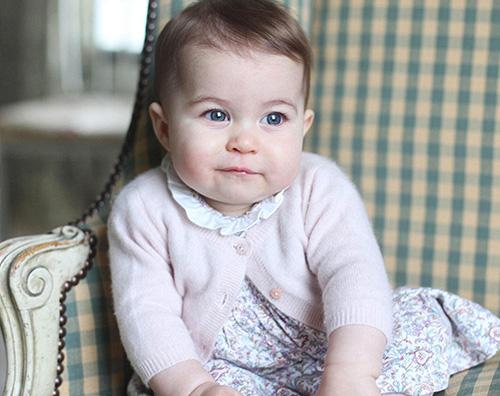Principessa Charlotte 2 La principessa Charlotte compie 4 anni