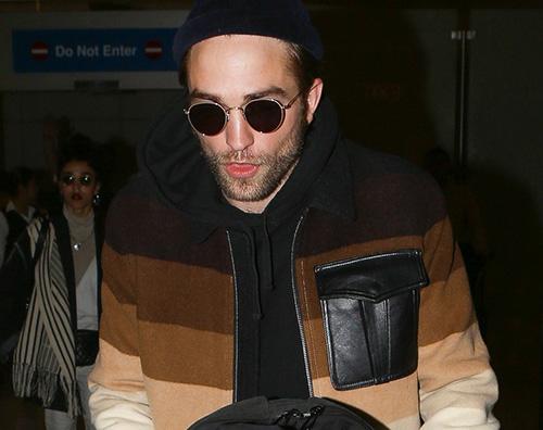 Robert Robert Pattinson e FKA Twigs arrivano al LAX