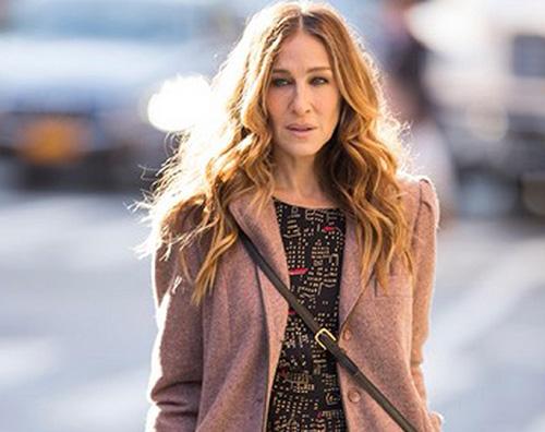 Sarah Jessica Parker Divorce Sarah Jessica Parker come Carrie per Divorce
