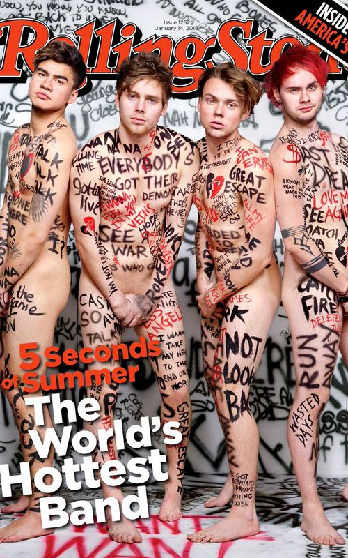 5 seconds of summer I 5 Seconds of Summers hot su Rolling Stone