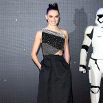 Daisy Ridley 150x150 Il cast di Star Wars sbarca a Londra