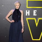 Gwendoline Christie 150x150 Il cast di Star Wars sbarca a Londra