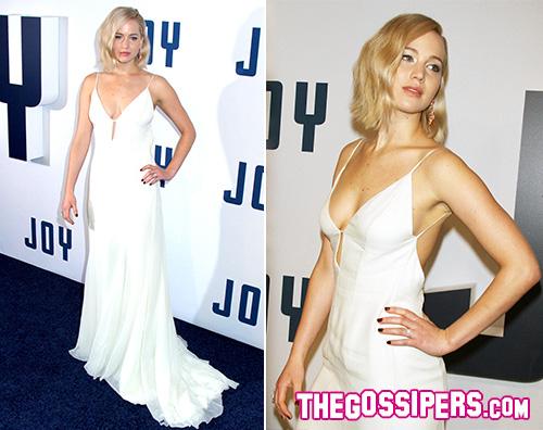 Jennifer Lawrence Jennifer Lawrence presenta Joy a NY