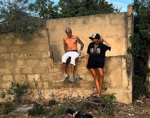 Justin Bieber 22 Justin Bieber al mare con Hailey Baldwin