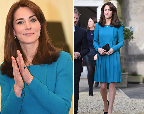 Kate Middleton Kate Middleton stilosa a Warminster