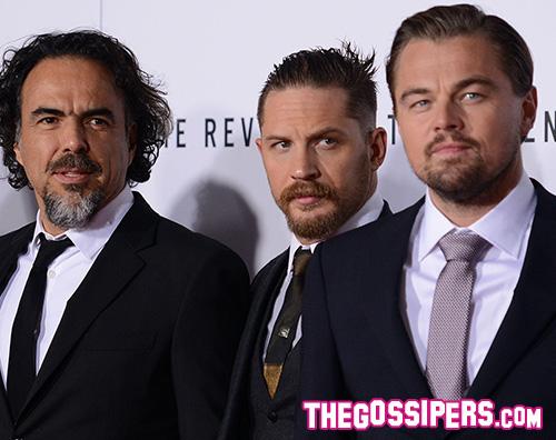 Leo di caprio Leonardo DiCaprio presenta The Revenant