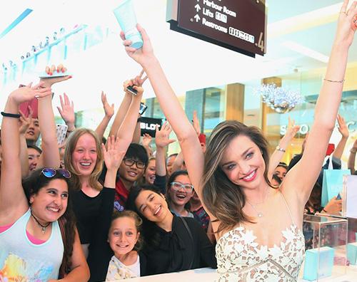 Miranda Kerr 2 Miranda Kerr glamour a Sydney