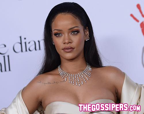 Rihanna Rihanna bollente per Savage x Fenty