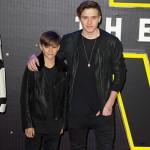 Romeo e Brooklyn Beckham 150x150 Il cast di Star Wars sbarca a Londra