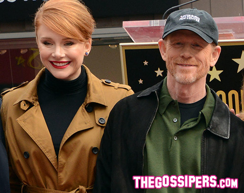 Ron Howard Ron Howard fai il bis sulla Walk Of Fame