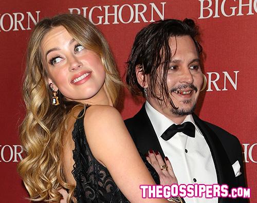 Amber Johnny Johnny Depp e Amber Heard: il divorzio è ufficiale!