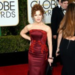 BernadettePeters 150x150 Golden Globes 2016: i look sul red carpet