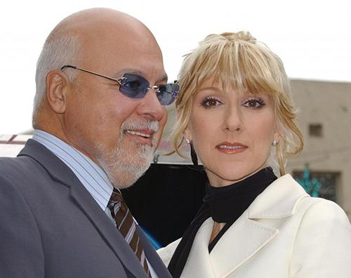 Celine Dion Celine Dione ricorda suo marito nel giorno del suo anniversario di morte