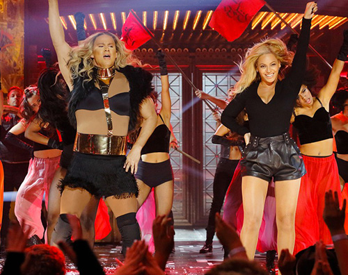 Channing Tatum VS Beyonce Channing Tatum è Beyonce per Lip Sync Battle