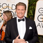 DavidHasselhoff 150x150 Golden Globes 2016: i look sul red carpet