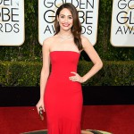 EmmyRossum 150x150 Golden Globes 2016: i look sul red carpet