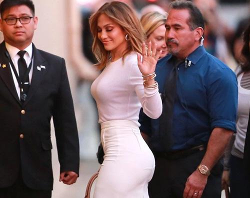Jennifer Lopez 2 Jennifer Lopez A 40 anni ho cominciato ad accettarmi