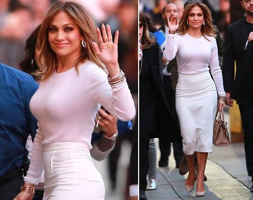 Jennifer Lopez Jennifer Lopez A 40 anni ho cominciato ad accettarmi