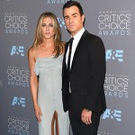 JenniferAniston JustinTheroux 150x150 Critics Choice Awards 2016: gli arrivi sul red carpet