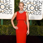 JenniferLawrence 150x150 Golden Globes 2016: i look sul red carpet