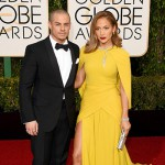 JenniferLopez CasperSmart 150x150 Golden Globes 2016: i look sul red carpet