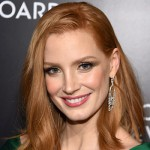 JessicaChastain 150x150 Una parata di stelle al National Board Of Review Gala
