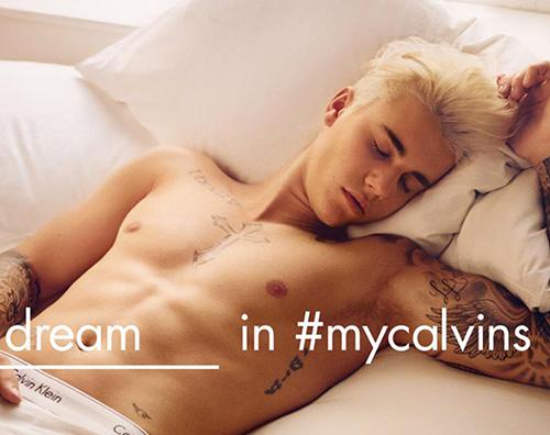 Justin Bieber1 Justin Bieber in intimo per Calvin Klein