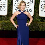 KateWinset 150x150 Golden Globes 2016: i look sul red carpet