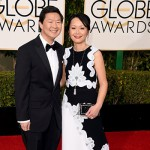 KenJeong TranJeong 150x150 Golden Globes 2016: i look sul red carpet