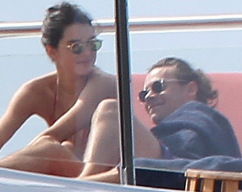 Kendall Harry Cover Harry Styles e Kendall Jenner vacanze hot a St. Barts
