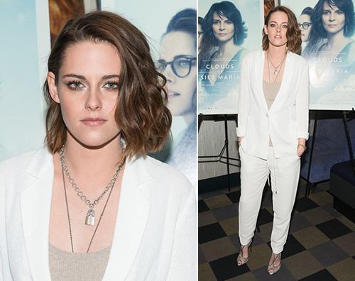 Kristen Stewart Kristen Stewart a NY per Sils Maria