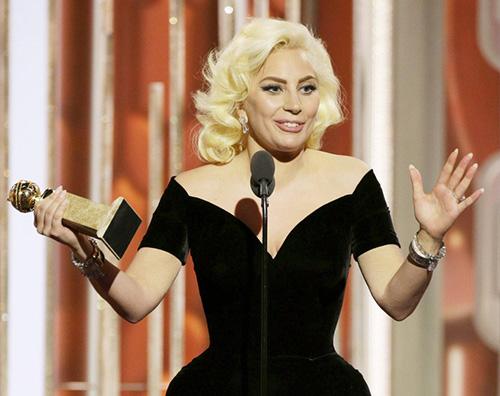 Lady Gaga Golden Globes 2016: la lista dei vincitori