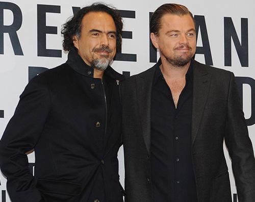 LeonardoDiCaprio 2 Leonardo DiCaprio arriva in Messico per Revenant