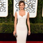 MariaMenounos 150x150 Golden Globes 2016: i look sul red carpet