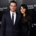 MattDamon 150x150 Una parata di stelle al National Board Of Review Gala