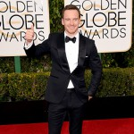 MichaelFassbender 150x150 Golden Globes 2016: i look sul red carpet